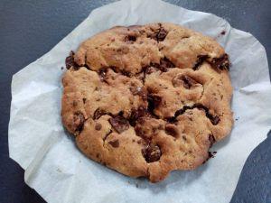 Recette Cookie géant à l'extra crisp du cookéo