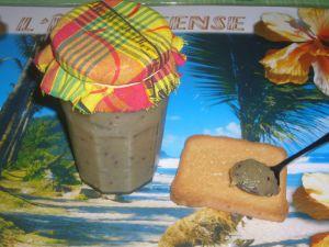 Recette Confiture de banane, kiwi et citron vert