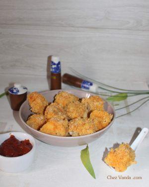 Recette Nuggets de poulet fait maison