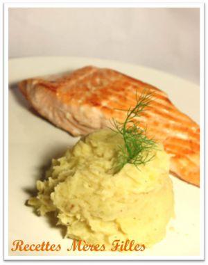 Recette Fenouil : Ecrasé de pommes de terre au fenouil