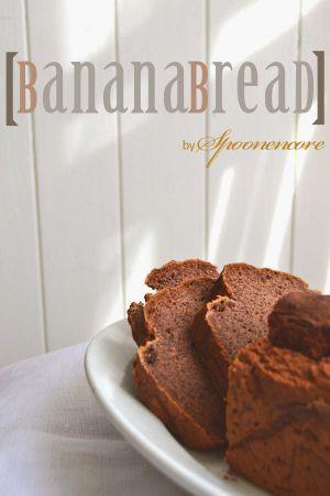 Recette Banana Bread (vegan, sans gluten)