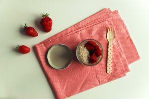 Recette Chia bowl aux fraises