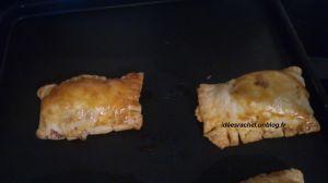 Recette Friands jambon et jambon merguez