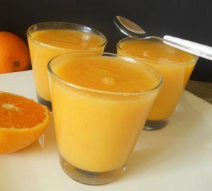 Recette Soupe potiron, carotte & orange