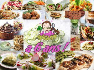 Recette Cuisine végétale n'est PAS une cuisine de substitution