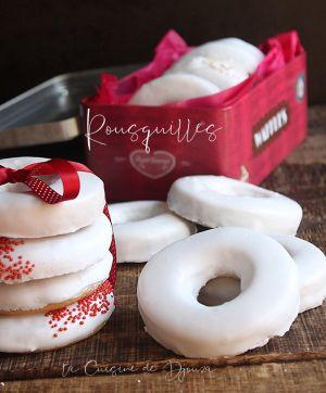 Recette Rousquille, biscuit fondant de la catalogne