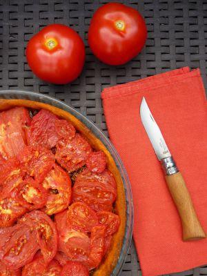 Recette Tarte 100% tomate