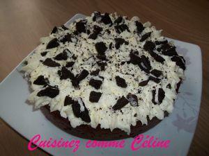 Recette Gâteau Oreo
