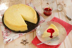 Recette Gâteau carré frais à la vanille