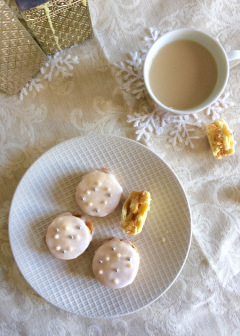 Recette Napolitaines, biscuits mauricien