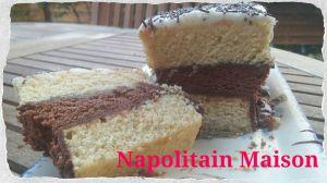 Recette Napolitain Maison