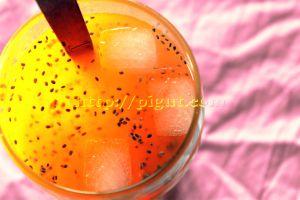 Recette Chia Fresca Charentais… au Melon