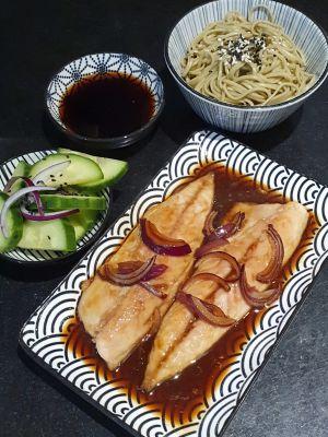 Recette Filets de maquereaux sauce Teriyaki