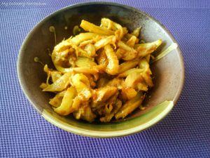 Recette Fenouil au curry