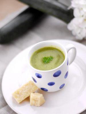 Recette Crème de courgette (sauce pour pâtes)
