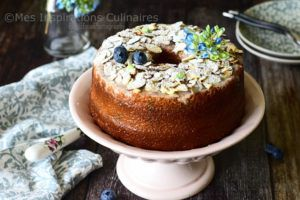 Recette Gâteau moelleux et léger, recette facile