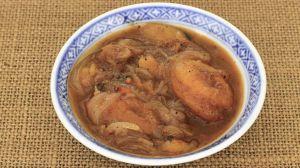 Recette Sauce orientale à l'abricot sec