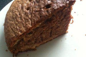 Recette Gâteau au yaourt et Nutella