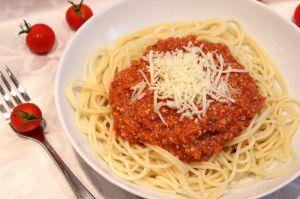 Recette Bolognaise végétarienne