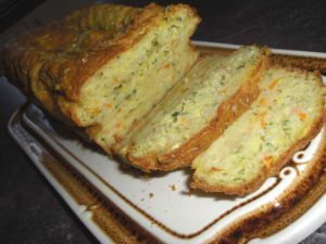 Recette Cake Courgette Carotte