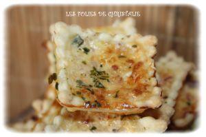 Recette Minis -quiches avec pâte