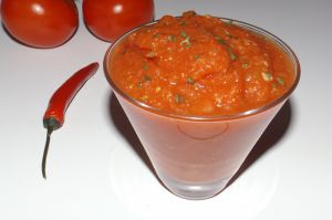 Recette Sauce tomate Marinara ( recette italienne )