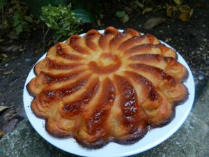 Recette Cuajada pomme caramel