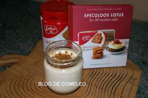 Recette Yaourt maison aux speculoos
