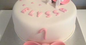 Recette Cake Minnie