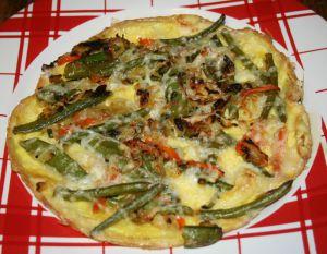 Recette Frittata di cipolle (omelette aux ognons)