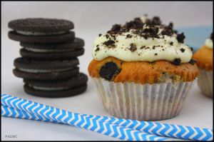 Recette Cupcakes aux Oréo