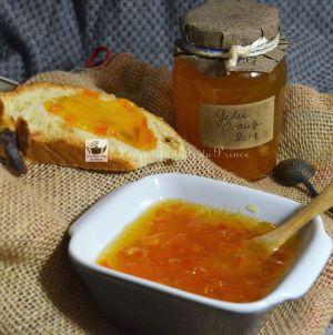 Recette Marmelade d'oranges