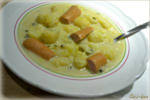 Recette Soupe des vendangeurs
