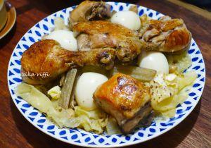 Recette Trida ou ftir sauce blanche - terroir bônois