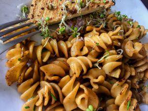 Recette Vite fait, bien fait (et bon!) – Des pâtes à la sauce de soja