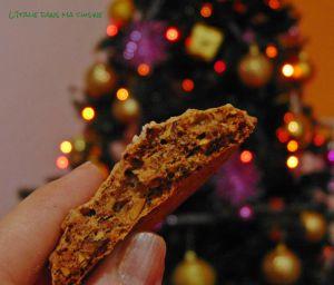 Recette Marzapane pugliese : biscuits de Noël dans les Pouilles