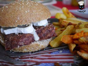 Recette Steaks de Haricots rouges – Vegan