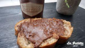 Recette Nutella maison, pâte à tartiner facile