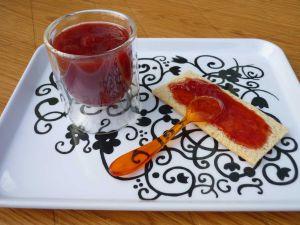 Recette Confiture fraises fraîches et fraises Tagada