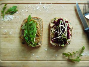 Recette Sandwich Trois Couleurs
