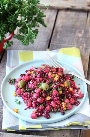 Recette 3 recettes de salades gourmandes, équilibrées, aux couleurs chatoyantes !