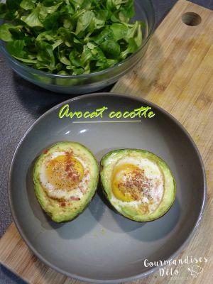 Recette Avocat cocotte