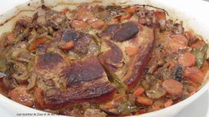 Recette Rouelle de Porc