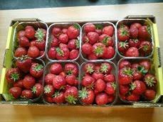 Recette Confiture de fraise