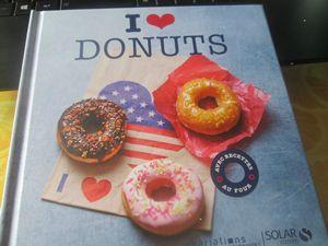 Recette Donuts au nutella