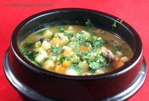 Recette Soupe Yéménite