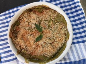 Recette Lasagnes Vertes {Vegan}