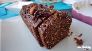 Recette Cake coco-choco aux graines de chia