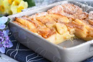 Recette Clafoutis aux pommes facile