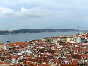 Recette Lisbonne : 3ème jour (Château St George, Marché aux puces & musée du Fado)
